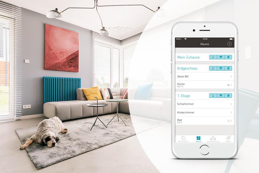 Enet Smart Home Mit Tado Heizungssteuerung Jurgen Doerner